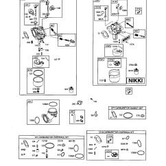 Briggs Stratton Nikki Carburetor Diagram Fujitsu Wiring Model 31p777 0299 E1 Engine Genuine Parts