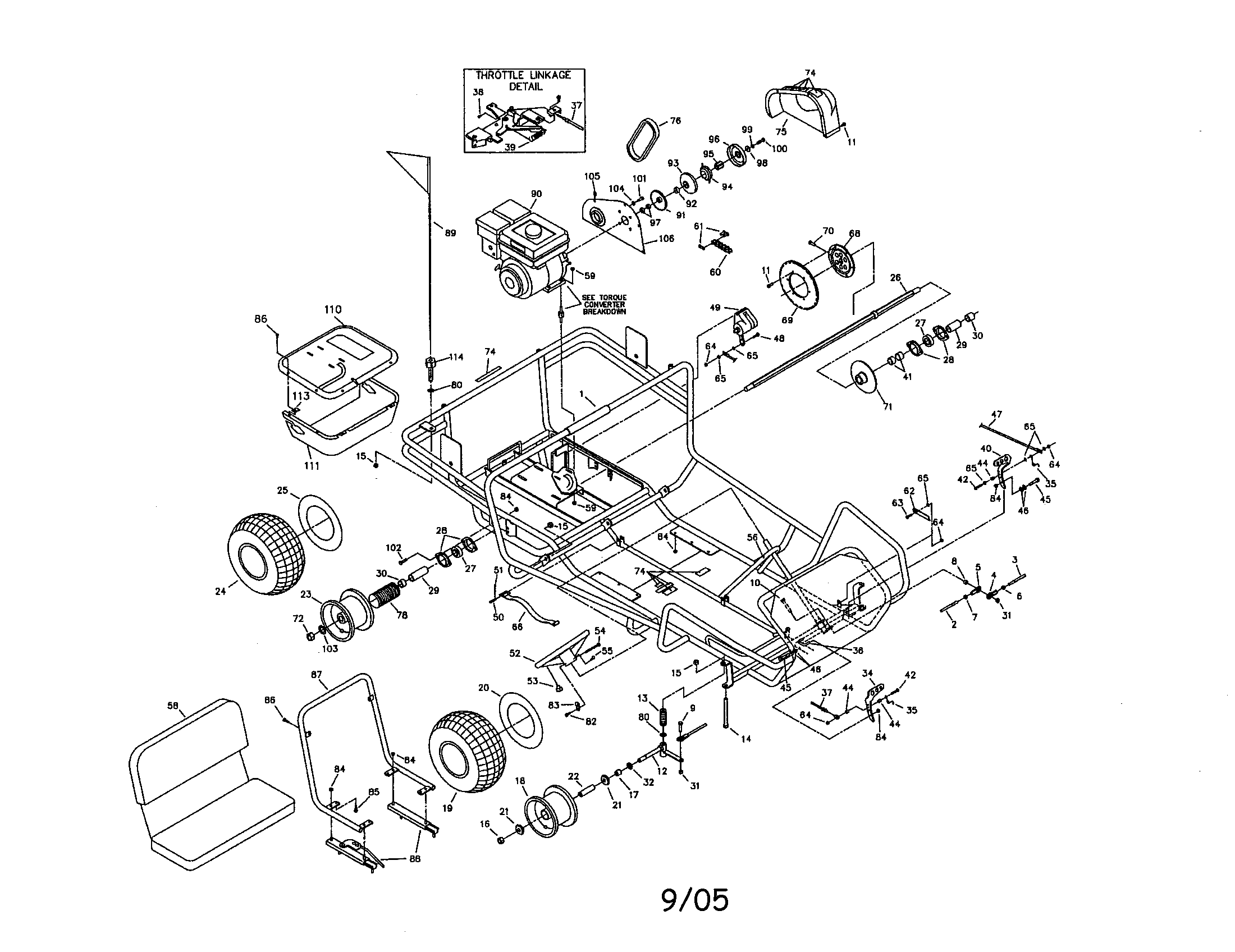 Manco Go Kart Parts Diagram. Engine. Wiring Diagram Images