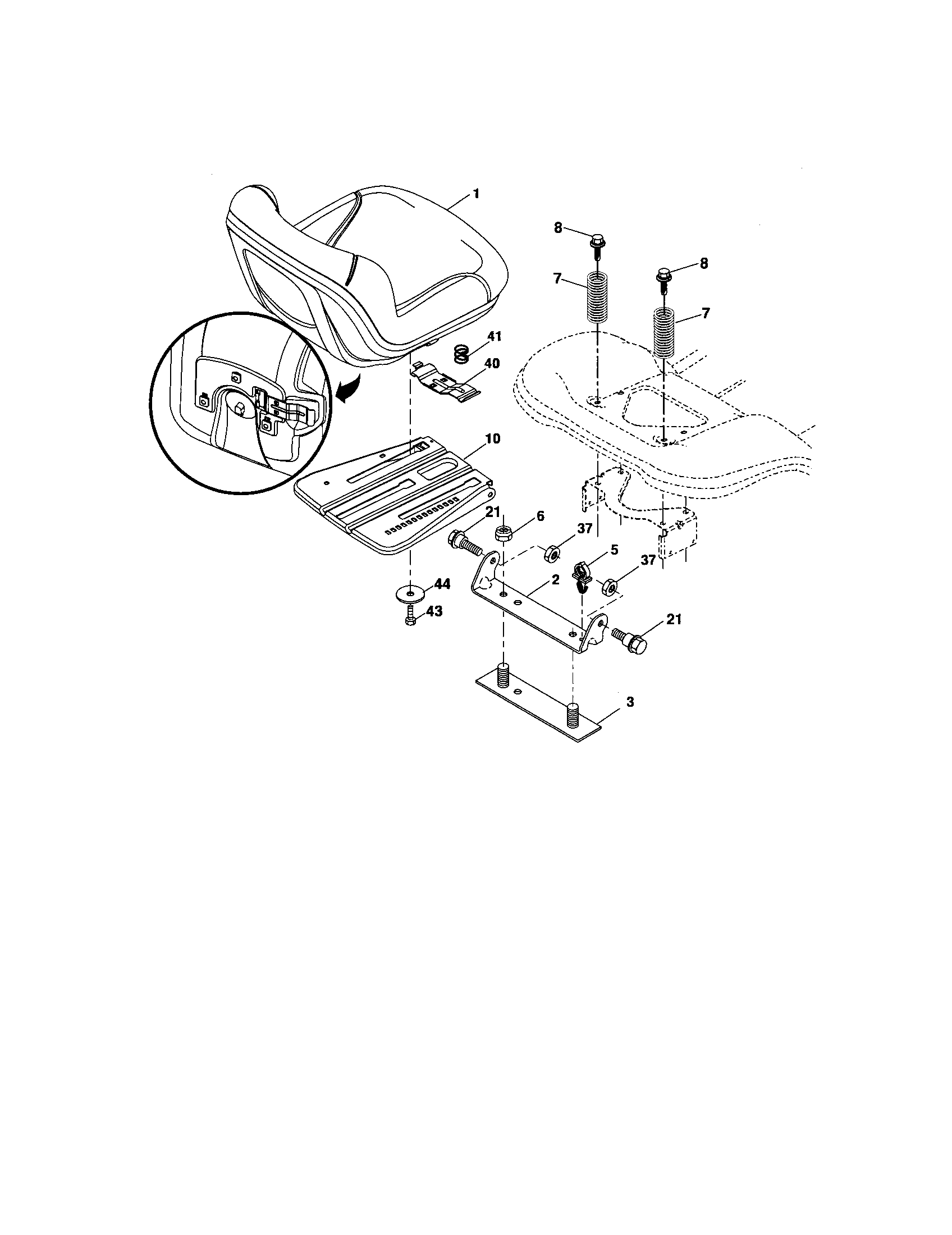 Kohler Carburetor Number Location, Kohler, Free Engine
