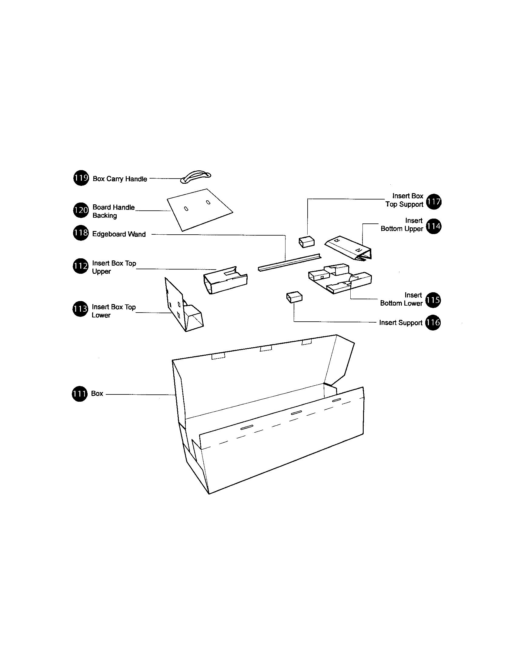Dyson model DC17 vacuum, upright genuine parts