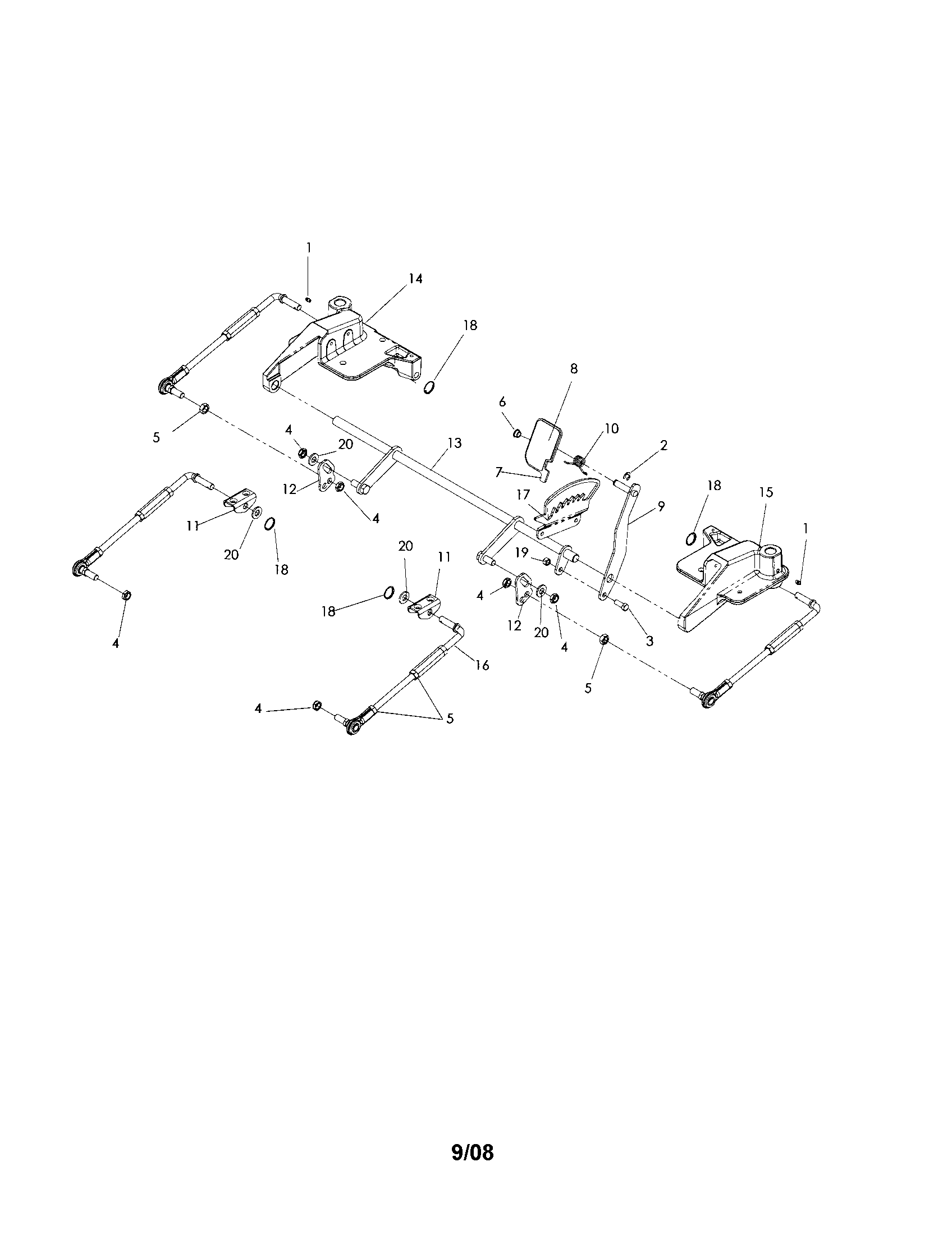 Husqvarna wiring diagram