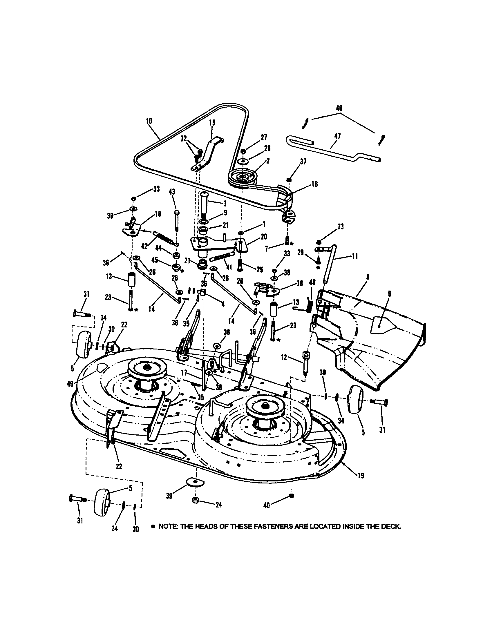 Sears Mower Wiring Diagram Sears Mower Seats Wiring