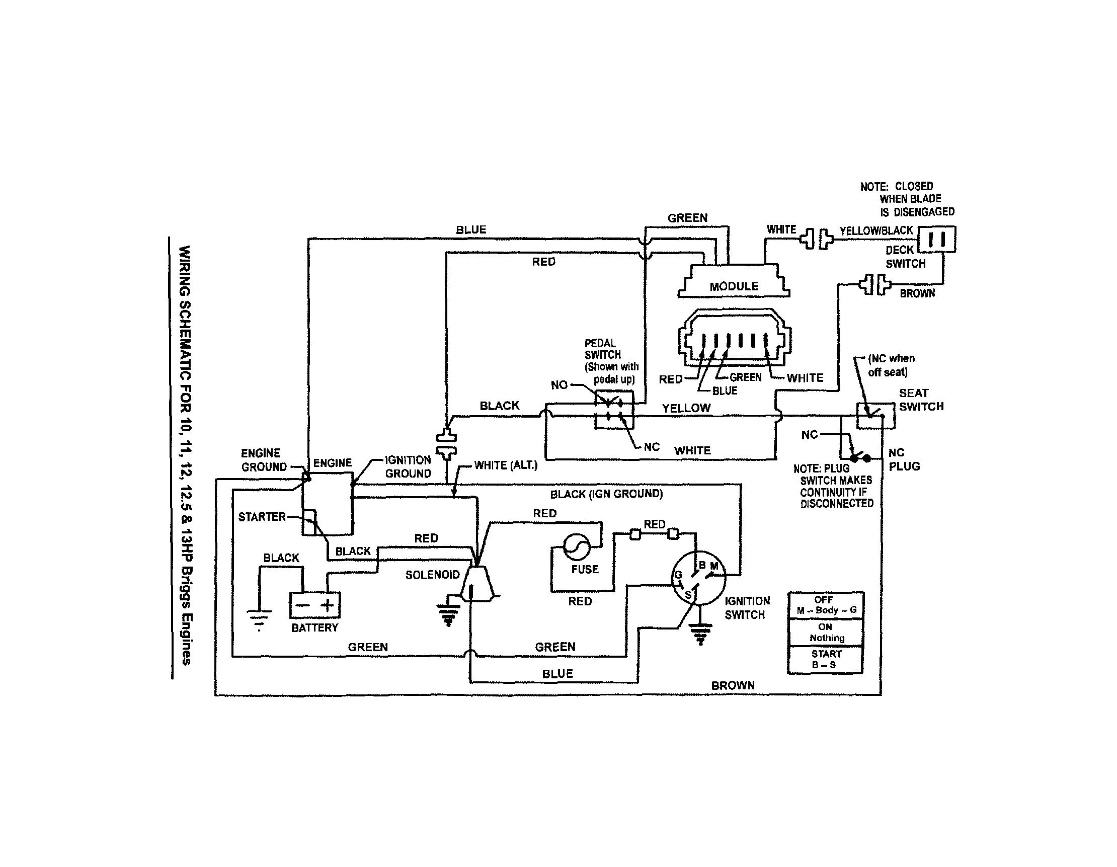 Yamaha G9 Wiring Diagram Golf Cart Club Wiring-Diagram