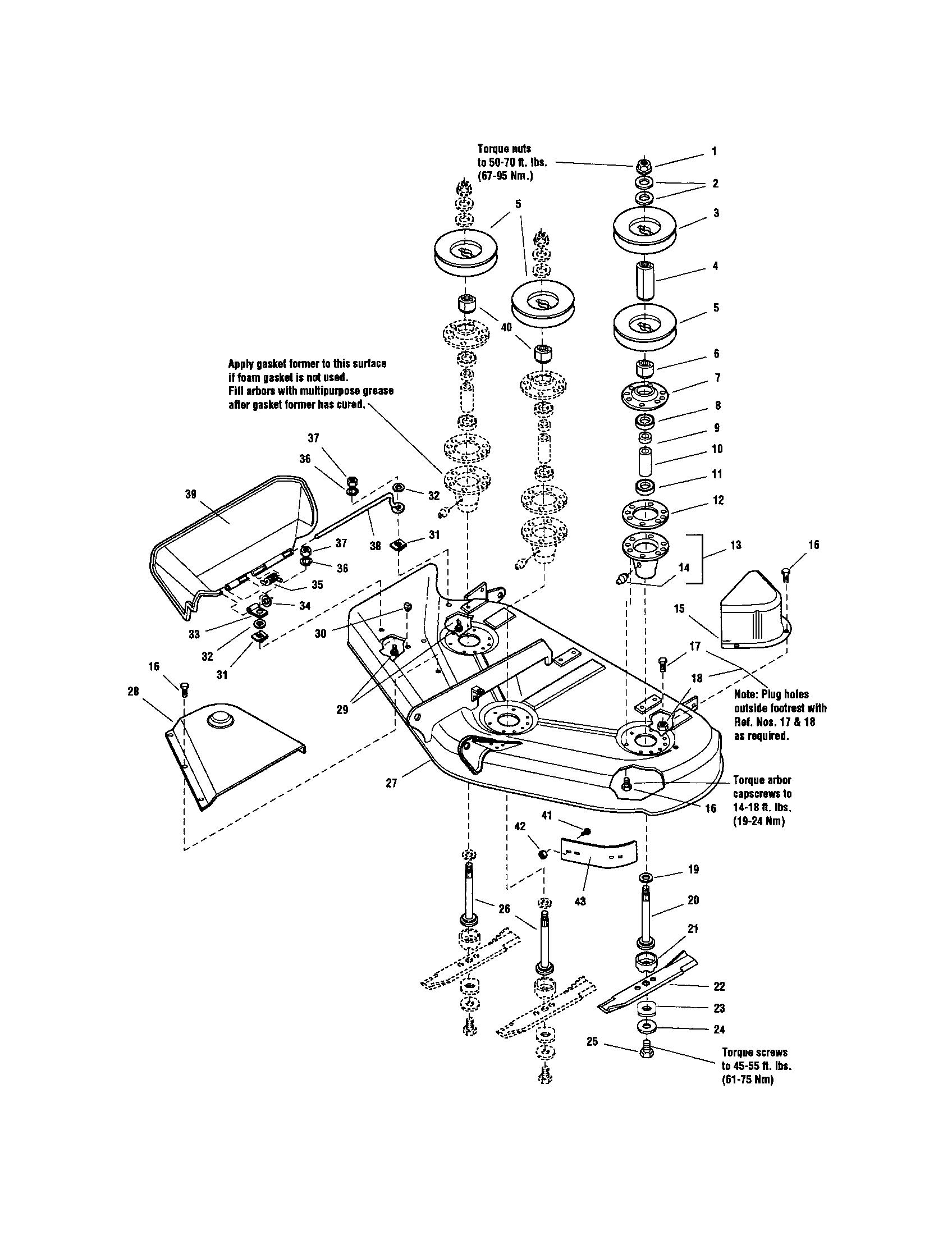 Parts Manual Tuff Torq K66