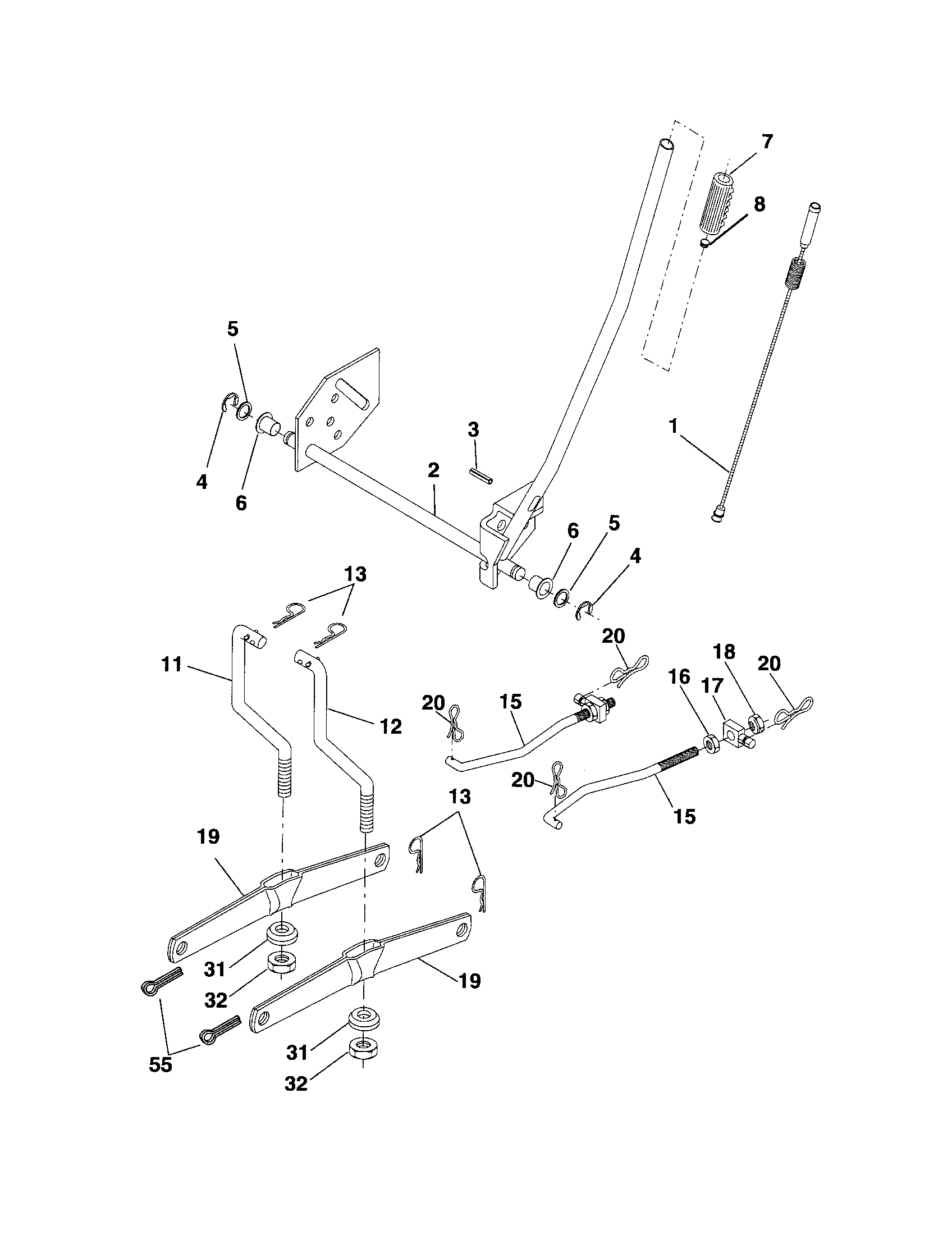 In Ground Lift Schematic, In, Free Engine Image For User