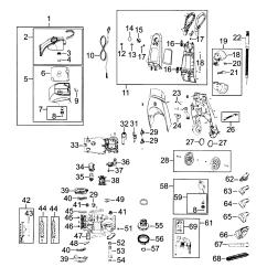 Bissell Proheat 2x Hose Diagram Marine Amplifier Wiring Kit Model 9200 Power Steamer Genuine Parts No Found