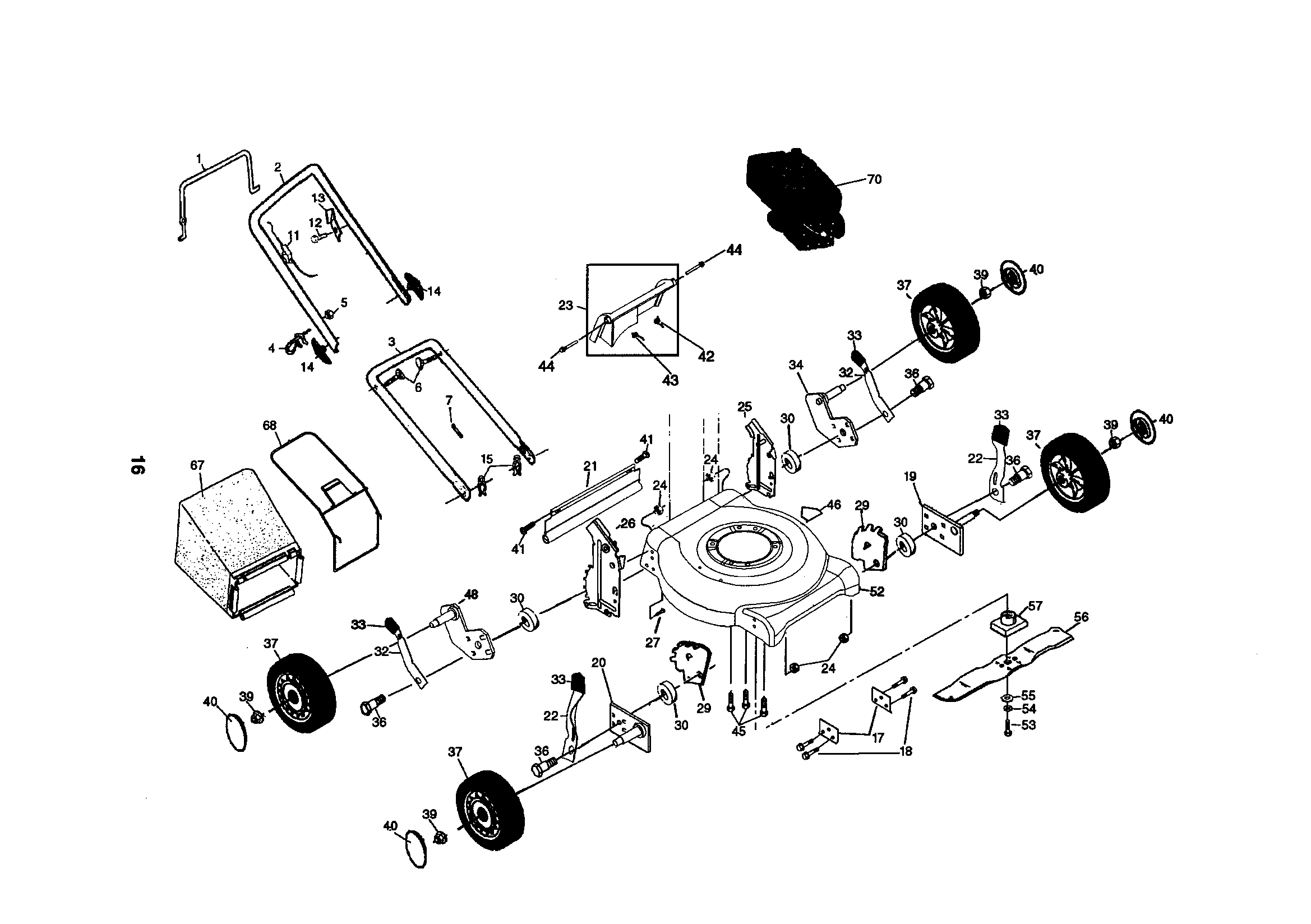 6 5 Hp Ohv Engine Toro OHV Engine Wiring Diagram ~ Odicis