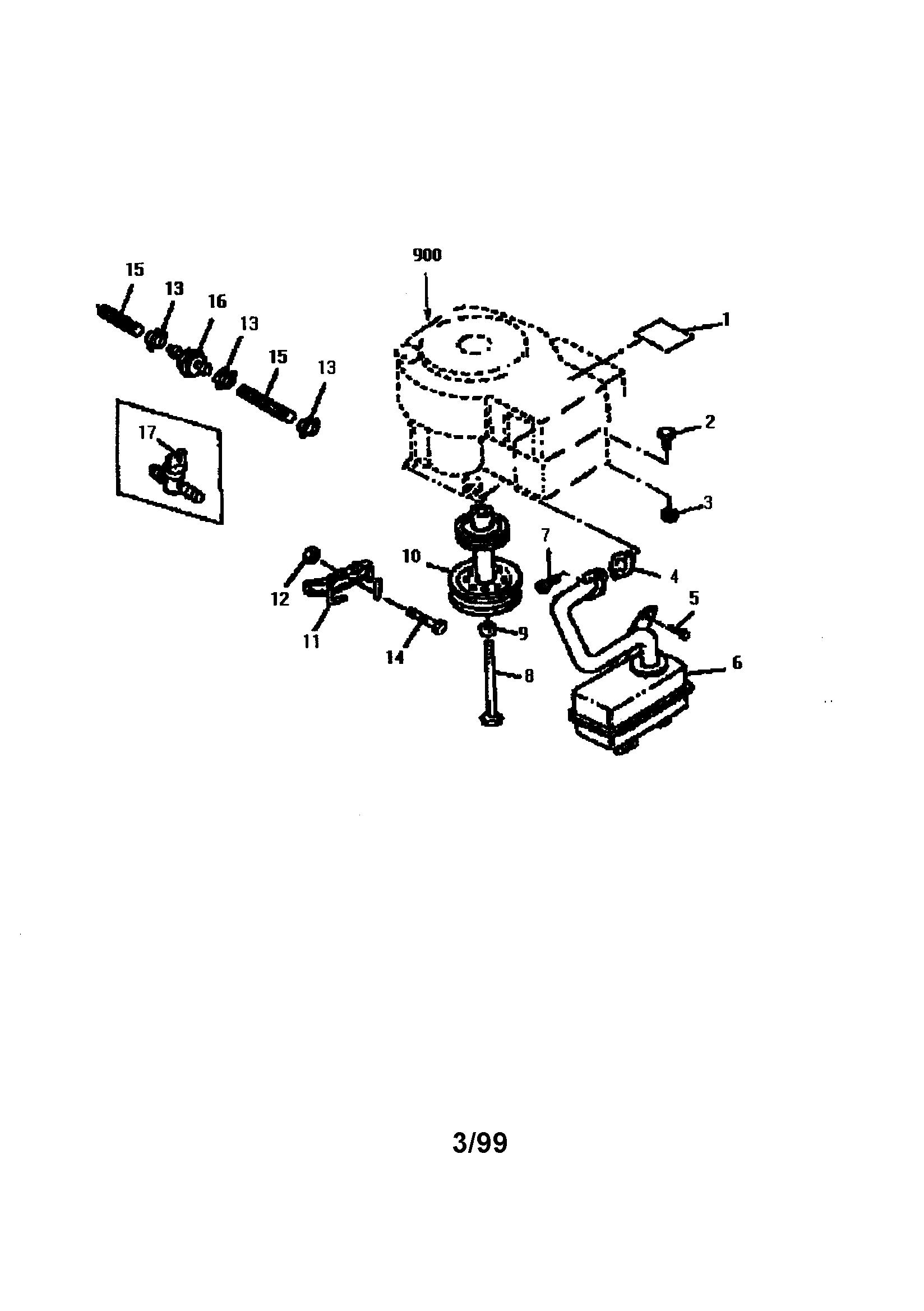 Sabre model 1538 HYDRO GXSABRB lawn, tractor genuine parts