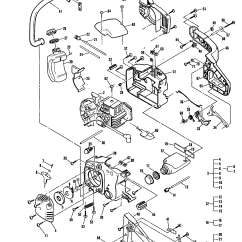 Eager Beaver Chainsaw Parts Diagram 1999 Dodge Ram Ignition Switch Wiring Mcculloch Model 2116 11 600035 14 Gas Genuine No Found