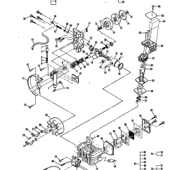 Eager Beaver Chainsaw Parts Diagram Robus Room Thermostat Wiring Mcculloch Model 2116 11 600035 14 Gas Genuine Powerhead