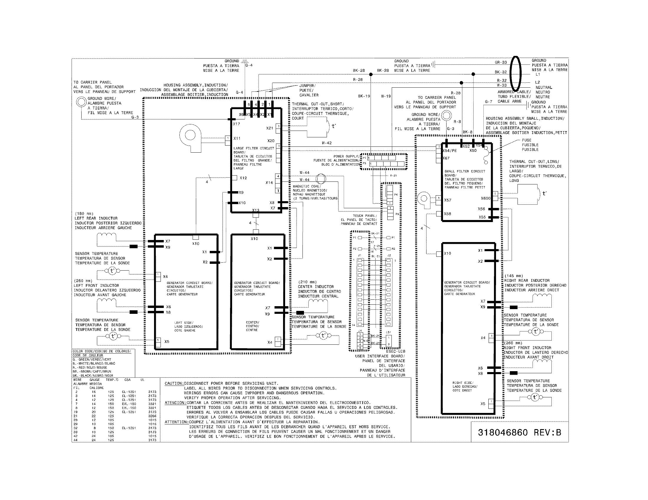 [DIAGRAM] Whirlpool Cooktop Wiring Diagrams FULL Version
