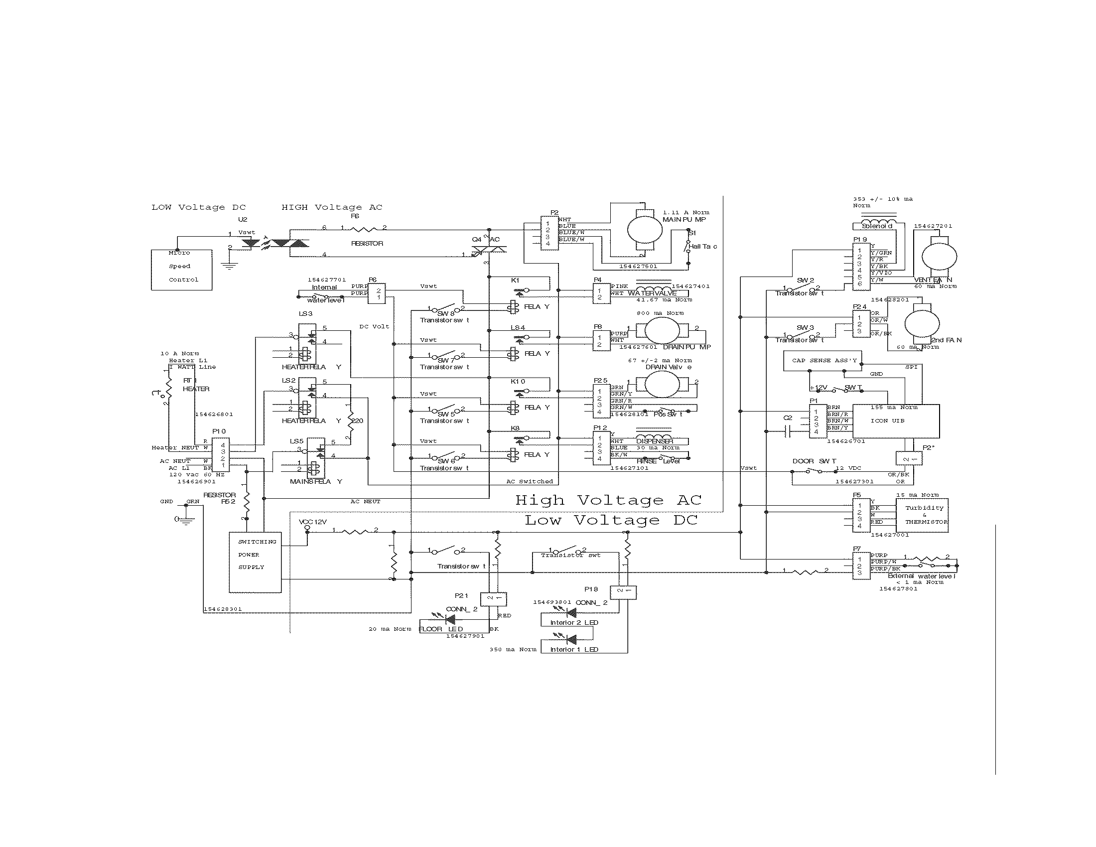 electrolux wiring diagram how to wire a plug dishwasher parts model edw7505hps1b sears