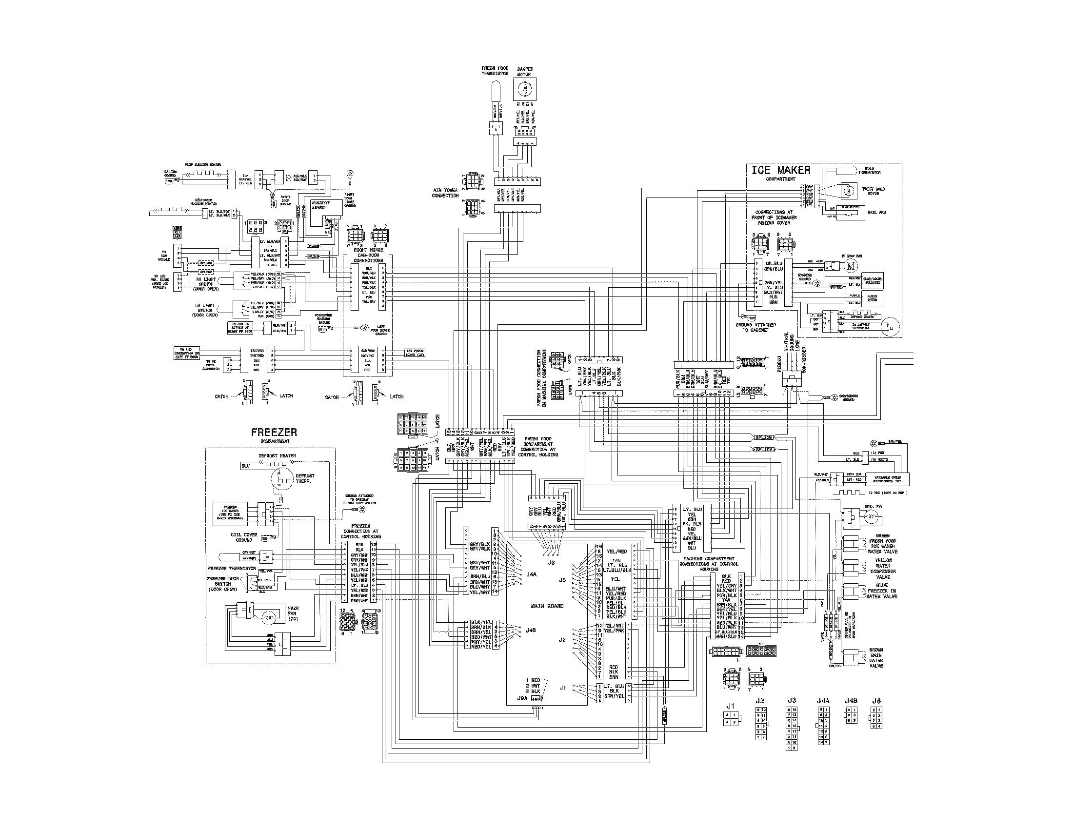 hight resolution of electrolux refrigerator parts model ei23bc35ks4 sears electrolux vacuum parts diagram electrolux double door refrigerator wiring diagram