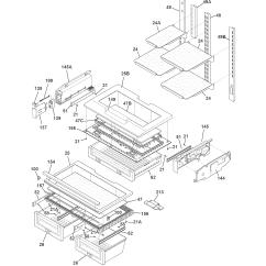 Wiring Diagram For A Electrolux 3 Way Fridge 1989 Toyota Pickup Fuse Box Refrigerator Parts Model Ei23bc35ks5 Sears