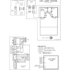 Frigidaire Gallery Refrigerator Parts Diagram Tekonsha P3 Wiring Voyager Model Ffhb2740ps1 Sears