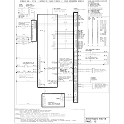 Halogen Work Light Wiring Diagram Pioneer Mosfet 50wx4 Electrolux Wall Oven Parts | Model Ew27ew65gs9 Sears Partsdirect