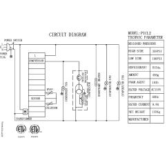 Thermistor Wiring Diagram Domestic Symbols Uk Kelvinator Model Kcpt72-9 Refrigeration-commercial Genuine Parts