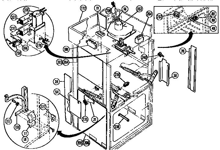 Magic Chef Stove Gas Oven Wiring Diagram Magic Chef Stove