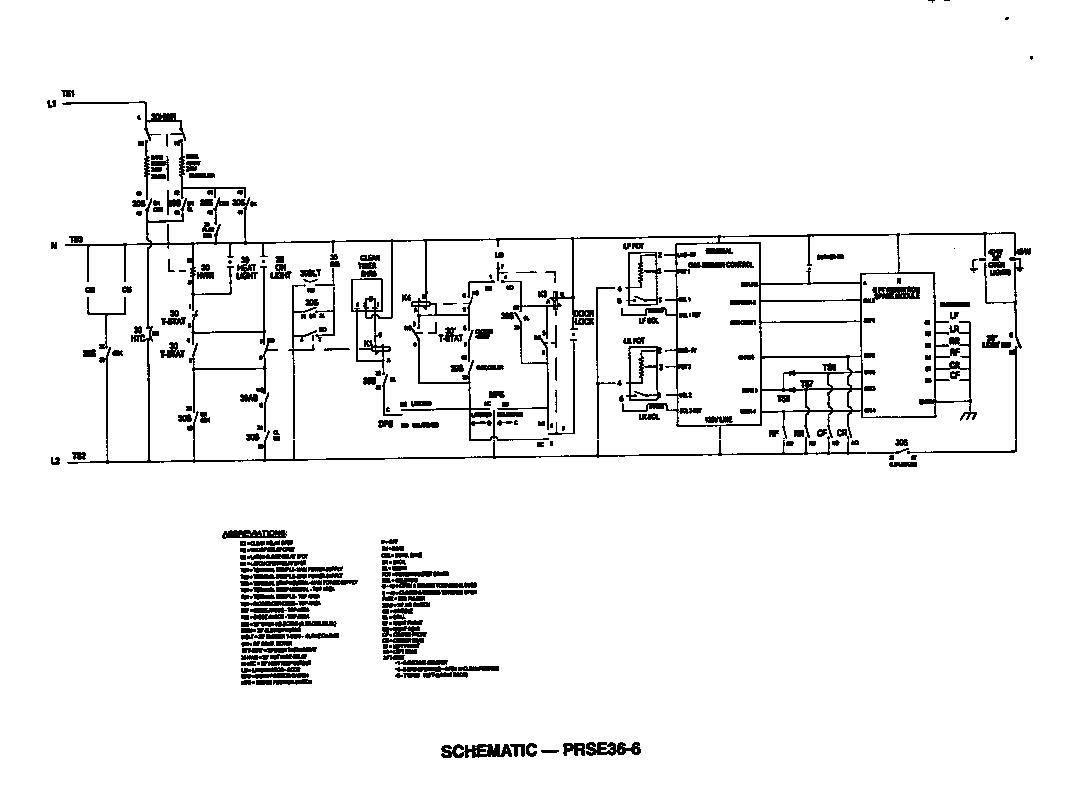 Thermador model PRSE364GD slide-in range, electric genuine