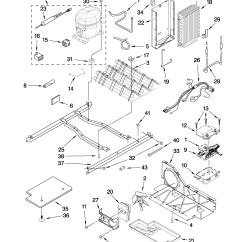 Whirlpool Conquest Ice Maker Diagram Warn A2000 Atv Winch Wiring Refrigerator Motor ~ Odicis