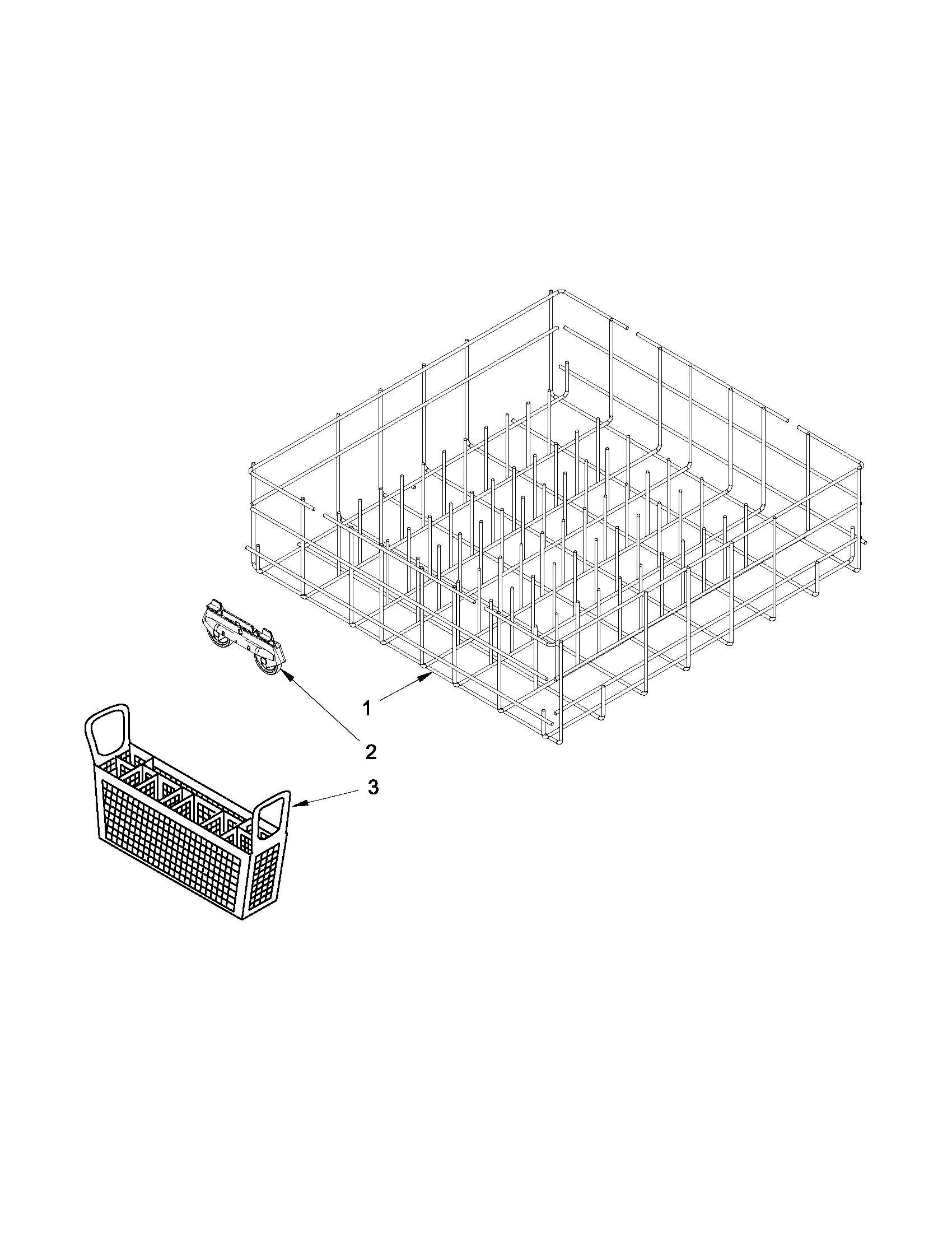 whirlpool dishwasher manual drain