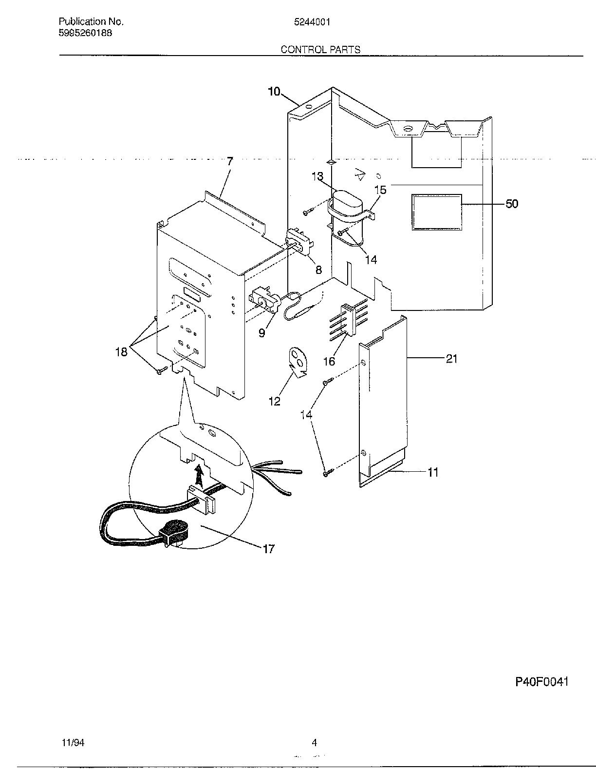 Frigidaire Window Air Conditioner Diagram, Frigidaire