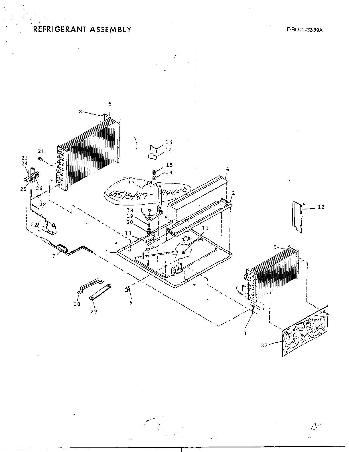 Fedders Ac Wiring Diagram Comfortmaker AC Wiring Diagram