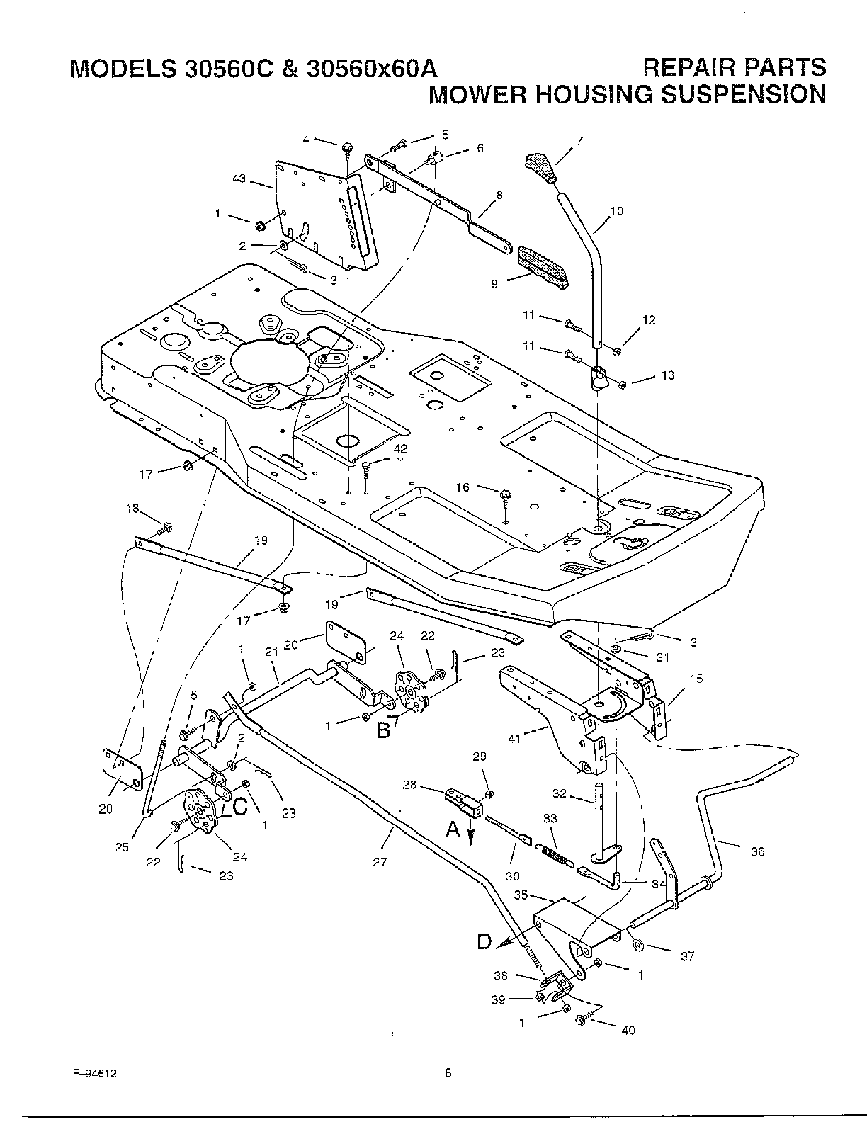 Mtd Riding Lawn Mower Wiring Diagram Manual Guide