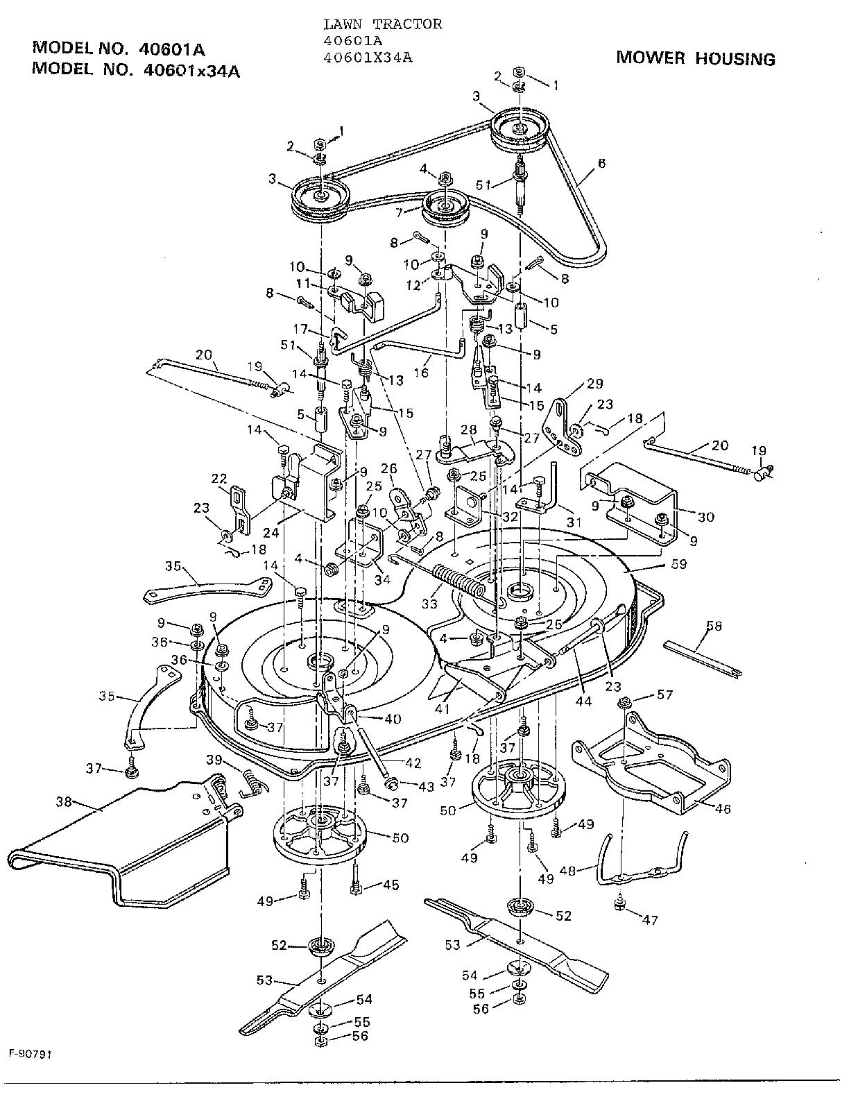 Murray Motion Drive Belt Diagram Murray Lawn Mower Diagram