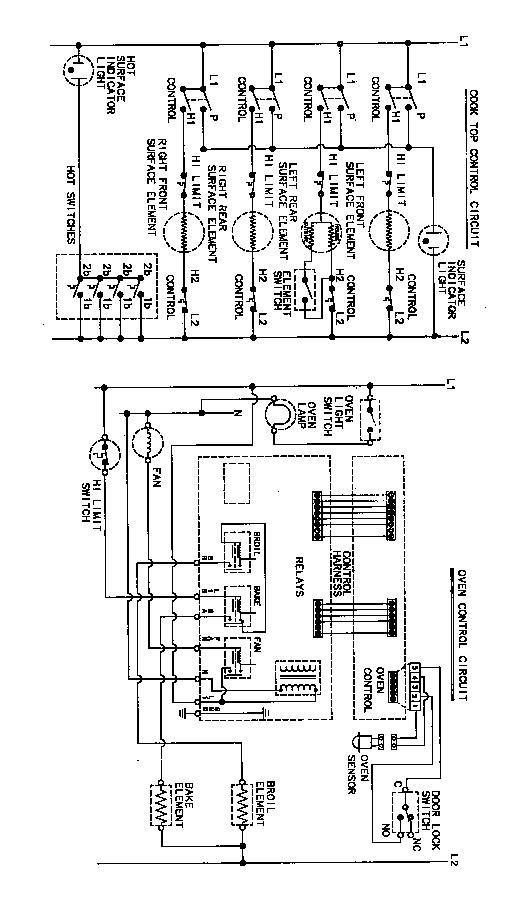 Maytag model 629.46779 ranges, electric genuine parts