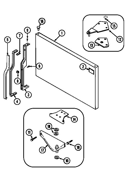 Magic Chef Refrigerator Wiring Diagram Magic Chef Washer