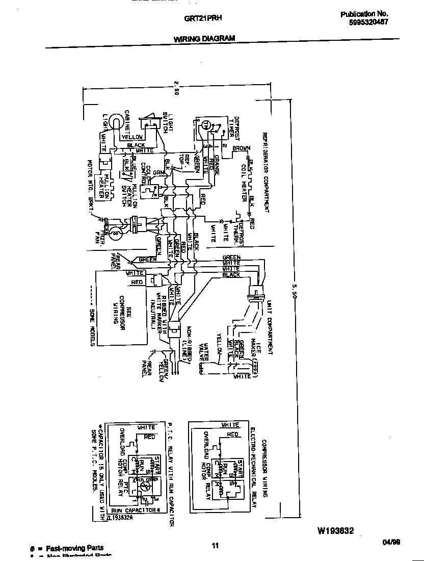 Sanyo Refrigerator Wiring Diagram Refrigerator Diagnostic