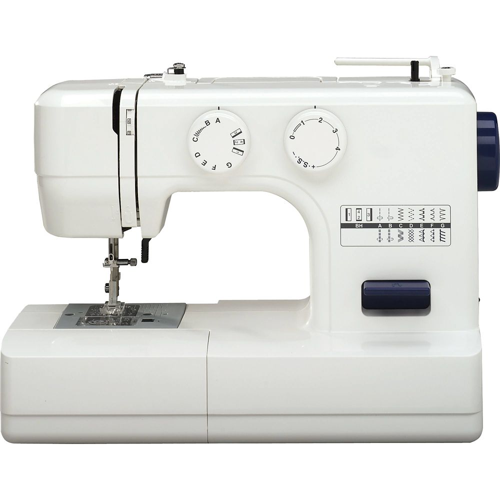 hight resolution of sewing machine