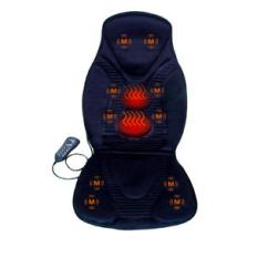 Massage Chair With Heat Old School Office Body Back Massagers Chairs Sears Five S New Star Fs8812 E 10 Motor Vibration Seat Cushion