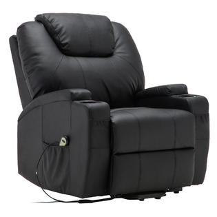 massage chair with heat cover rentals brandon mb lift chairs goplus electric power recliner heated sofa lounge w remote control