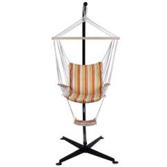 Air Chair Frame Linen Dining Covers Australia Goplus Op2646 Solid Steel C Hammock Stand Construction Porch Swing New 2
