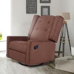 Chairs That Swivel And Recline Chair Design In Office Glider Rocker Recliner Sale Costway New Sofa Gliding Upholstered Nursery Room