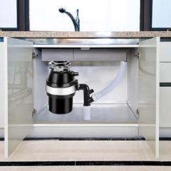 Kitchen Disposal Cabinets From China Goplus Kc41261 1 0hp 2600rpm Garbage Continuous Feed Home Food Waste Disposer