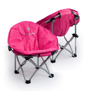lucky bums camp chair desk outlet moon camping with carry case large