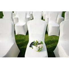 Paper Chair Covers For Weddings Sit Stand Reviews Tops 100pcs Universal Spandex Wedding Supply Party Banquet Decoration 3