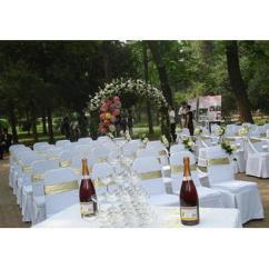 Universal Wedding Chair Covers Black Folding Chairs Target Tops 100pcs Spandex For Supply Party Banquet Decoration 4