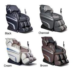 Osaki Os 3d Pro Cyber Massage Chair Skeleton For Sale Convenienceboutique Black