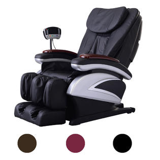 massage chair store advantage church chairs shiatsu convenienceboutique bestmassage electric full body recliner stretched foot rest 06