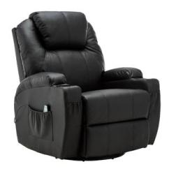 Sears Clearwater Sofa Sectional Living Room Recliners Recliner Chairs Mcombo Modern Massage Chair Vibrating Heated Pu Leather Ergonomic Lounge 360 Degree Swivel Rocker