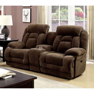 Furniture Of America Grenville Living Room 3pc Sofa Set
