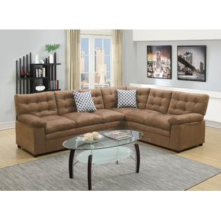 Sectional Couches Microfiber Sears