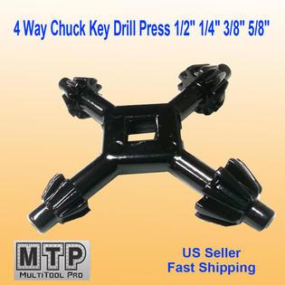 Craftsman Drill Chuck Key Size