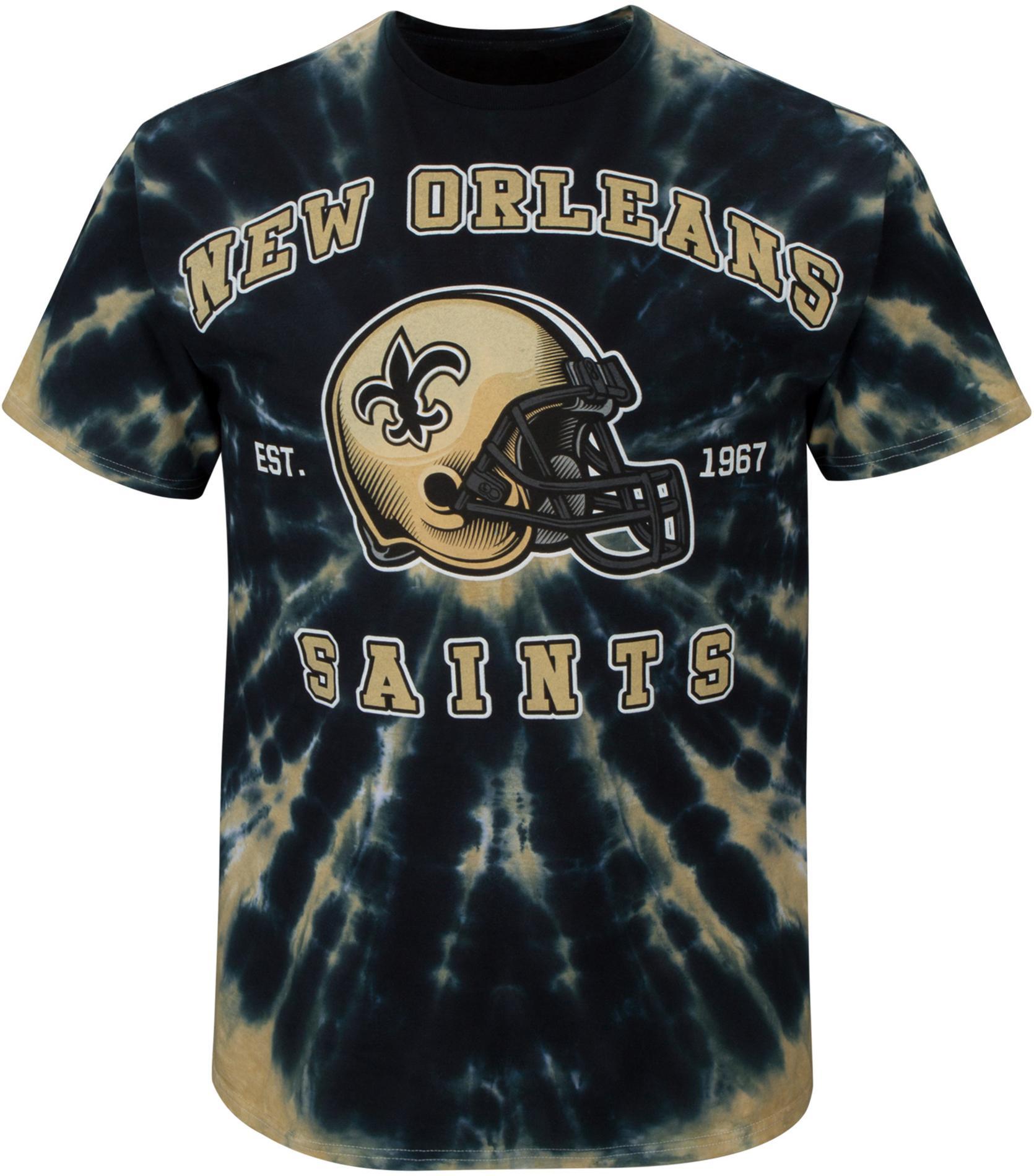 NFL Mens Graphic T Shirt New Orleans Saints Kmart