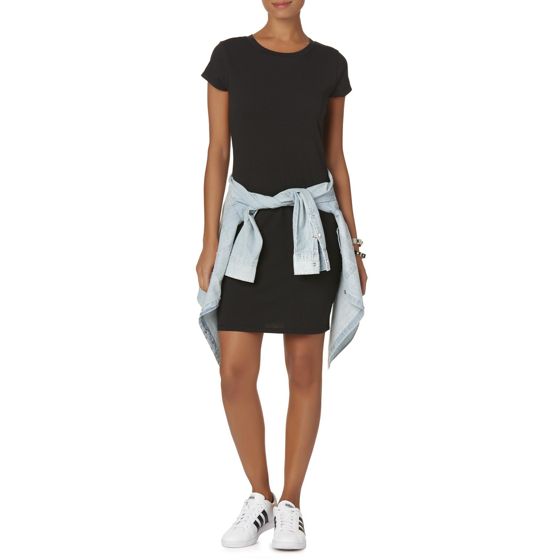 T-Shirt Dress Juniors