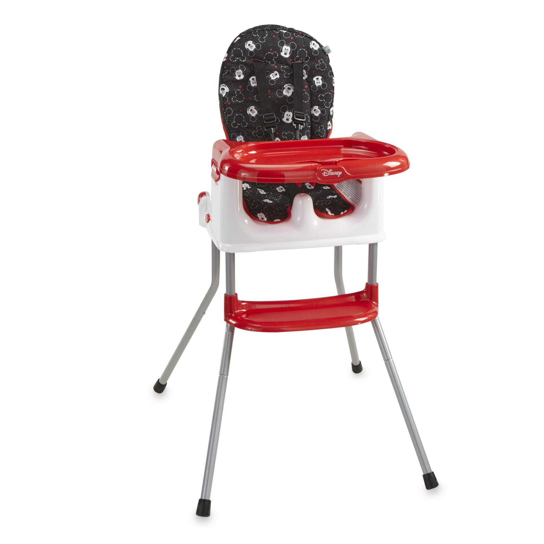High Chair Kmart Disney Mickey Mouse 4 In 1 High Chair